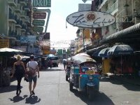Bangkok for Backpackers